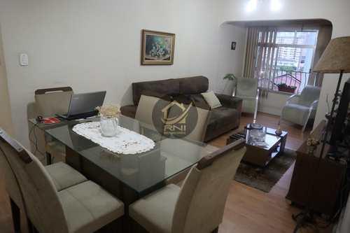 Apartamento, código 61422147 em Santos, bairro Campo Grande