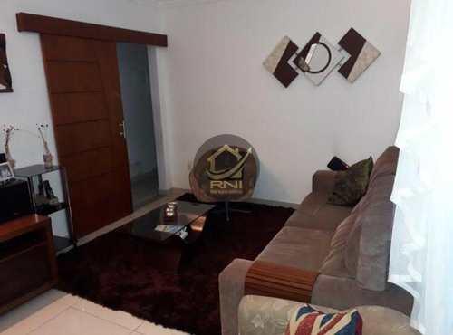 Apartamento, código 61413602 em Santos, bairro Vila Mathias