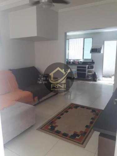 Apartamento, código 61240849 em São Vicente, bairro Vila Valença