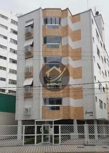 Apartamento, código 61173395 em Santos, bairro Ponta da Praia