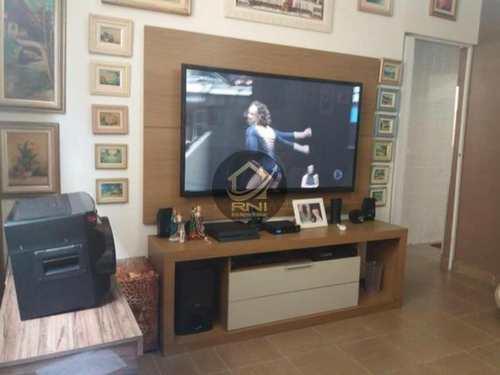 Apartamento, código 61172661 em Santos, bairro Boqueirão
