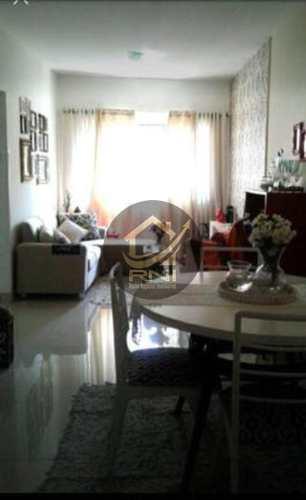 Apartamento, código 61076840 em São Vicente, bairro Itararé