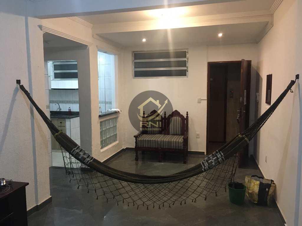 Apartamento em São Vicente, no bairro Ilha Porchat