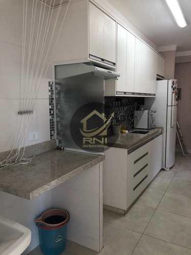 Apartamento, código 65613567 em Santos, bairro José Menino