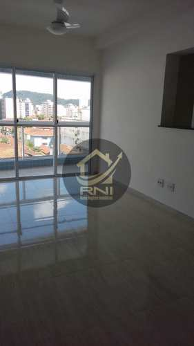 Apartamento, código 65613573 em Santos, bairro Boqueirão