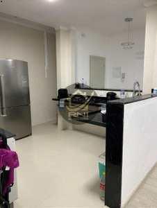 Apartamento, código 65613581 em Santos, bairro Boqueirão