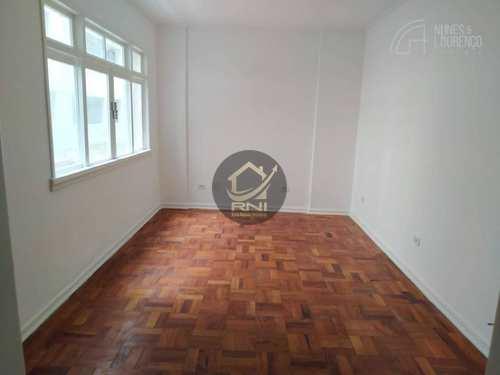 Apartamento, código 65613587 em Santos, bairro Boqueirão