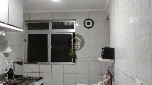 Apartamento, código 65613599 em Santos, bairro Aparecida