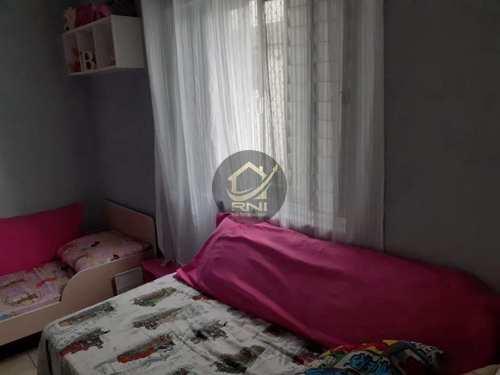 Apartamento, código 65613600 em Santos, bairro Aparecida