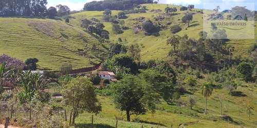 Sítio, código 8 em Paraisópolis, bairro Serra dos Pereiras