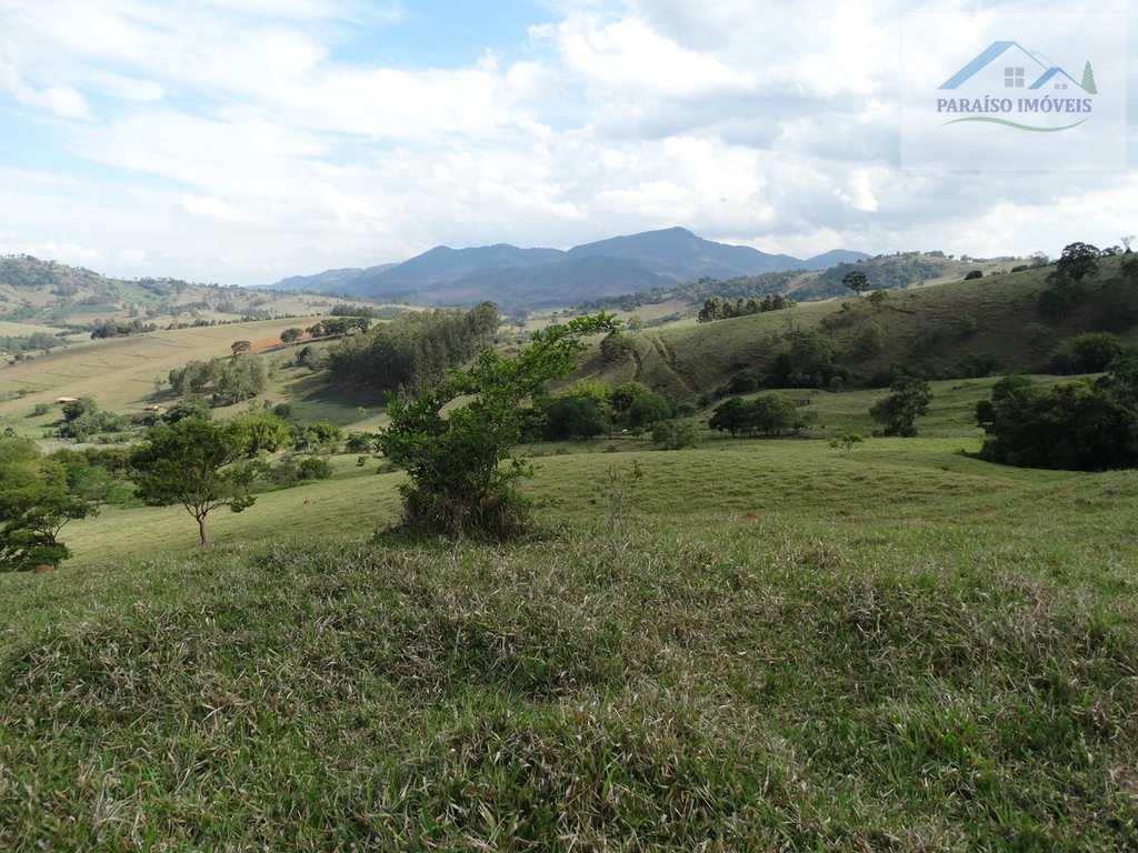 Terreno Rural em Paraisópolis, no bairro Uruguaia
