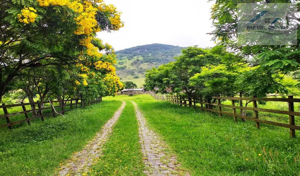 Fazenda em Paraisópolis, bairro Cruz Vera