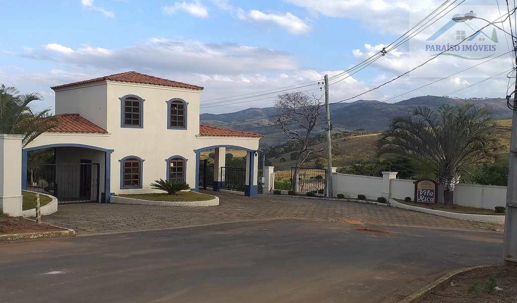 Terreno de Condomínio em Paraisópolis, bairro Vila Rica