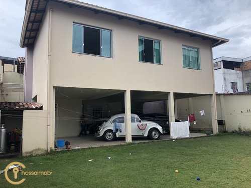 Casa, código 2 em Divinópolis, bairro Prolongamento I do Bairro Manoel Valinhas