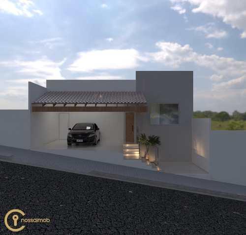 Casa, código 6 em Divinópolis, bairro Santa Marta