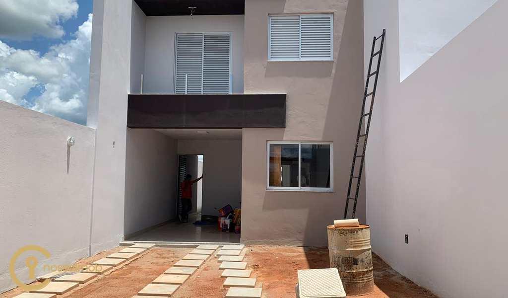 Casa em Divinópolis, bairro São Roque