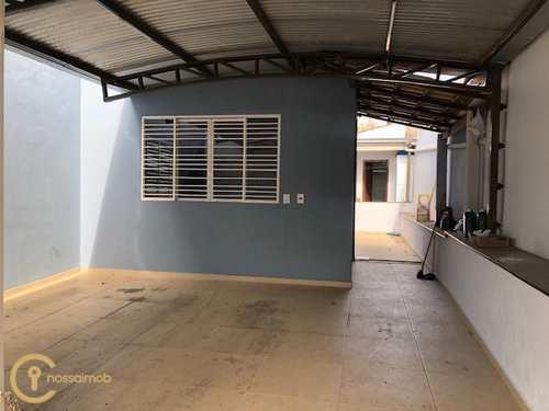 Casa, código 34 em Divinópolis, bairro Santa Tereza