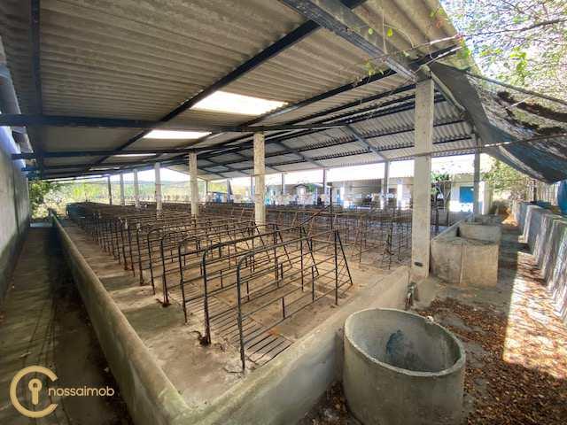 Fazenda em Esmeraldas, no bairro Vista Alegre