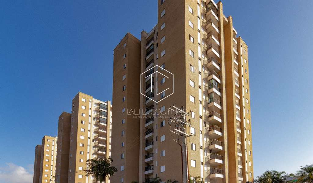 Empreendimento em Jacareí, no bairro Vila Machado