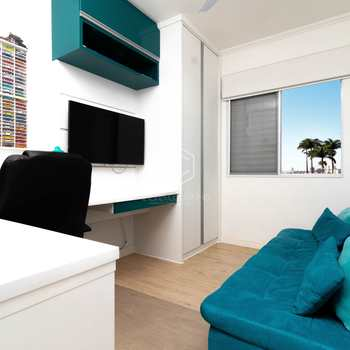 Apartamento em Jacareí, bairro Jardim Santa Maria