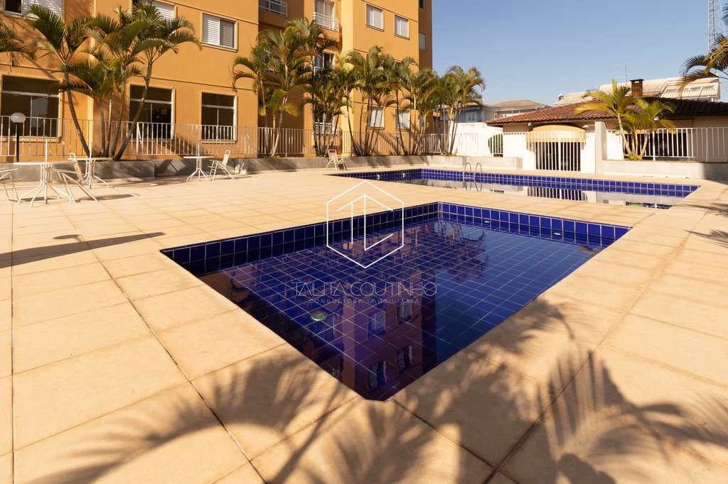 Apartamento em Jacareí, no bairro Jardim Santa Maria