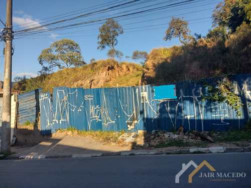 Terreno, código 11 em Itapecerica da Serra, bairro Chácara Santa Maria