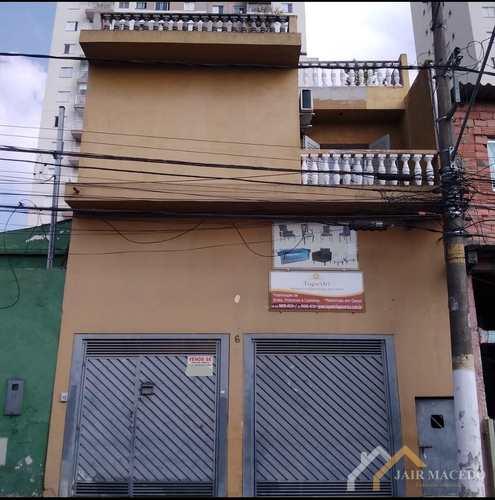 Sobrado, código 16 em São Paulo, bairro Jardim Leme