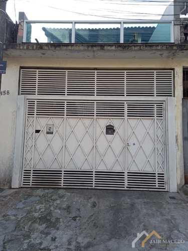 Casa, código 20 em Taboão da Serra, bairro Jardim Ouro Preto