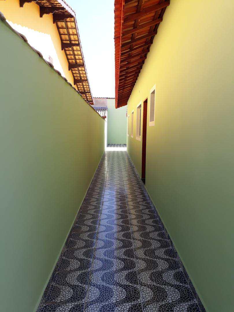 Casa com 2 dorms, Jardim Leonor, Mongaguá - R$ 154 mil, Cod: 71106