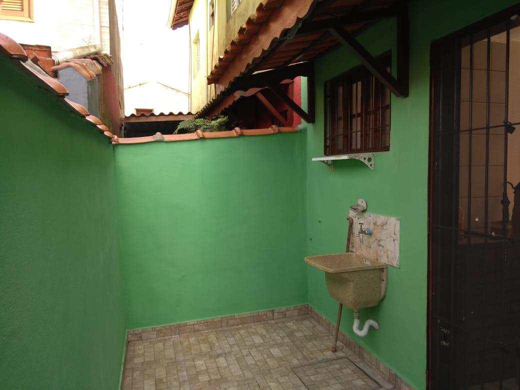 Sobrado com 2 dorms, Jussara, Mongaguá - R$ 150.000,00, 40,87m² - Codigo: 279304
