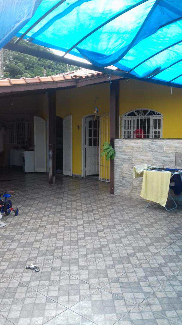 Casa com 2 dorms, Balneário Itaóca, Mongaguá - R$ 160 mil, Cod: 279316