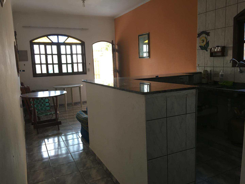 Casa com 2 dorms, Balneário Jussara, Mongaguá - R$ 160 mil, Cod: 279326