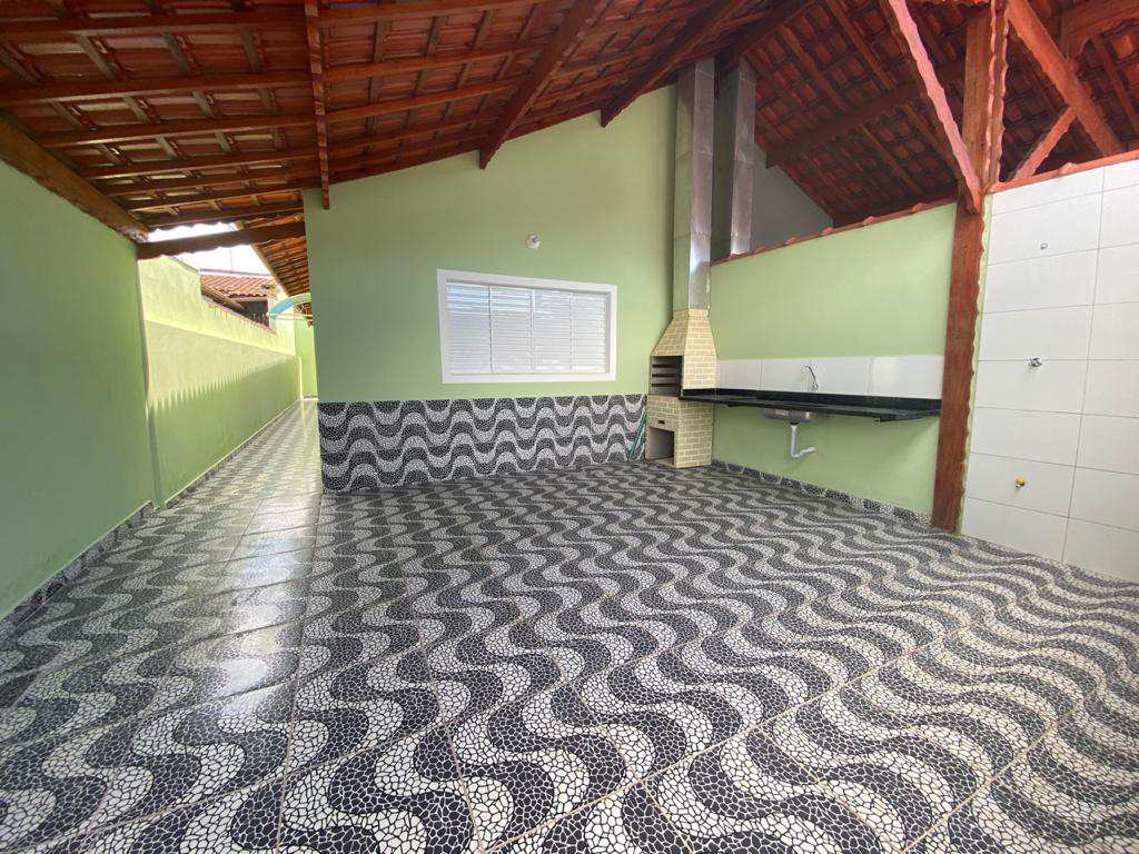 Casa com 2 dorms, Agenor de Campos, Mongaguá - R$ 230 mil, Cod: 279333