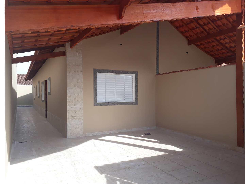 Casa com 2 dorms, Balneário Plataforma, Mongaguá - R$ 189 mil