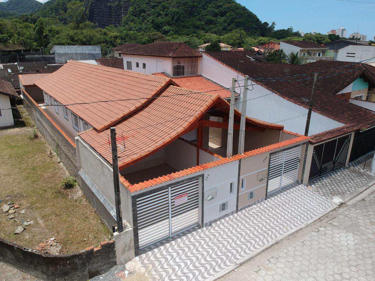 Casa com 3 dorms, Pedreira, Mongaguá - R$ 269 mil, Cod: 279340