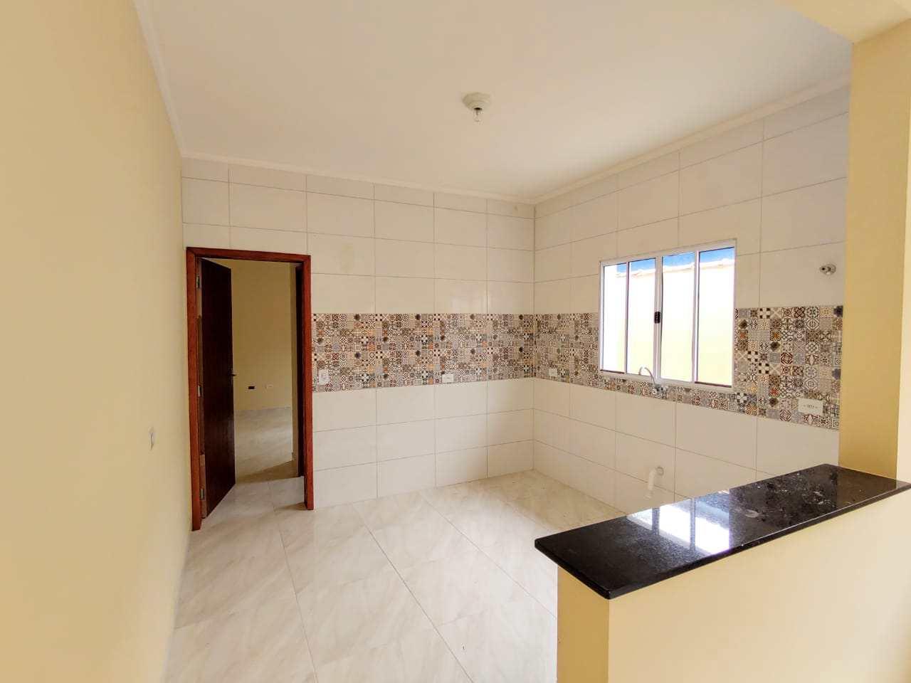 Casa com 2 dorms, Balneário Santa Eugênia, Mongaguá - R$ 249 mil, Cod: 279342