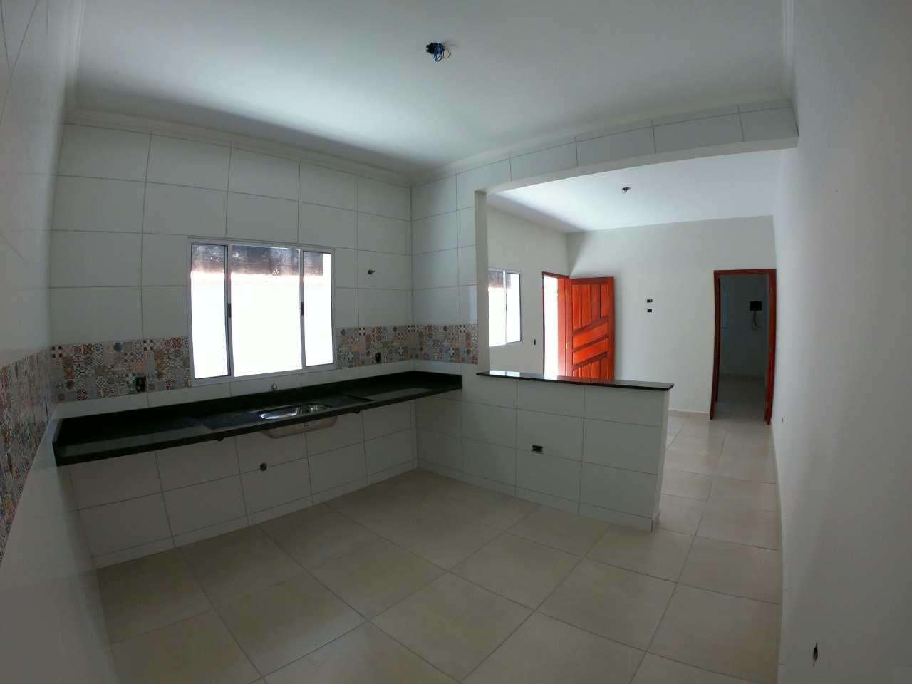 Casa com 2 dorms, Vila Atlântica, Mongaguá - R$ 299 mil, Cod: 279349