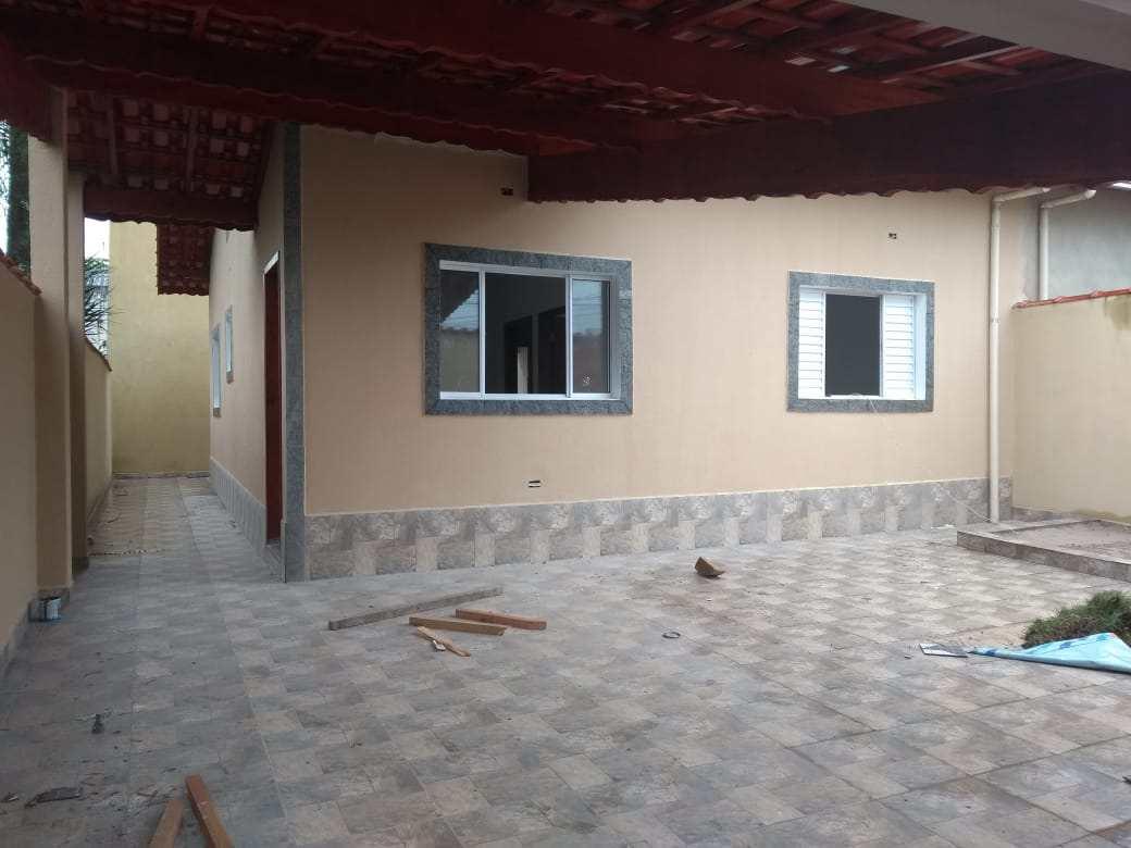 Casa com 2 dorms, Balneário Plataforma, Mongaguá - R$ 200 mil, Cod: 279350