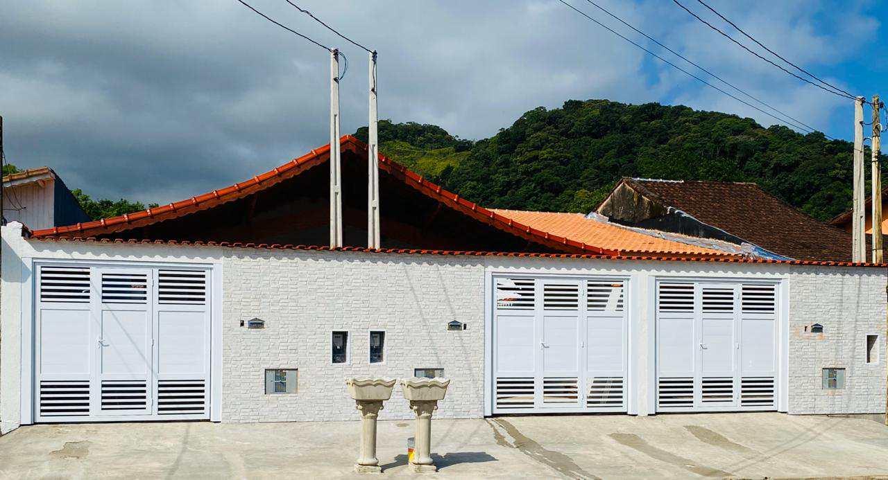 Casa com 2 dorms, Pedreira, Mongaguá - R$ 339 mil, Cod: 279351