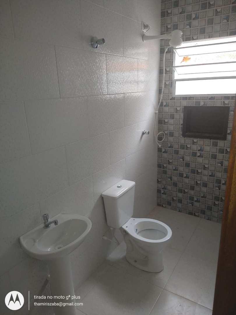 Casa com 2 dorms, Flórida Mirim, Mongaguá - R$ 279 mil, Cod: 279356