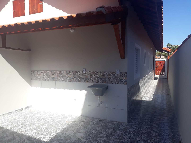 Casa com 2 dorms, Balneário Itaguai, Mongaguá - R$ 156 mil, Cod: 279360