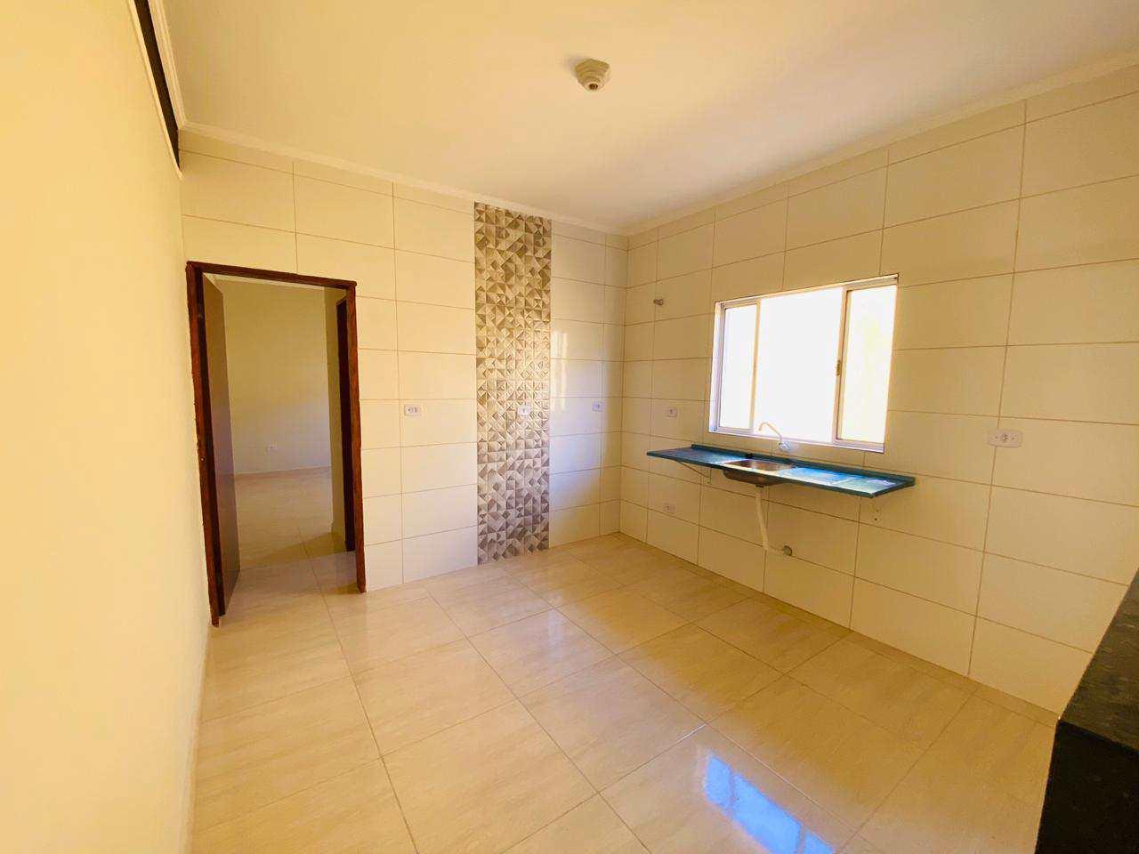 Casa com 2 dorms, Vila Oceanopolis, Mongaguá - R$ 286 mil, Cod: 279361