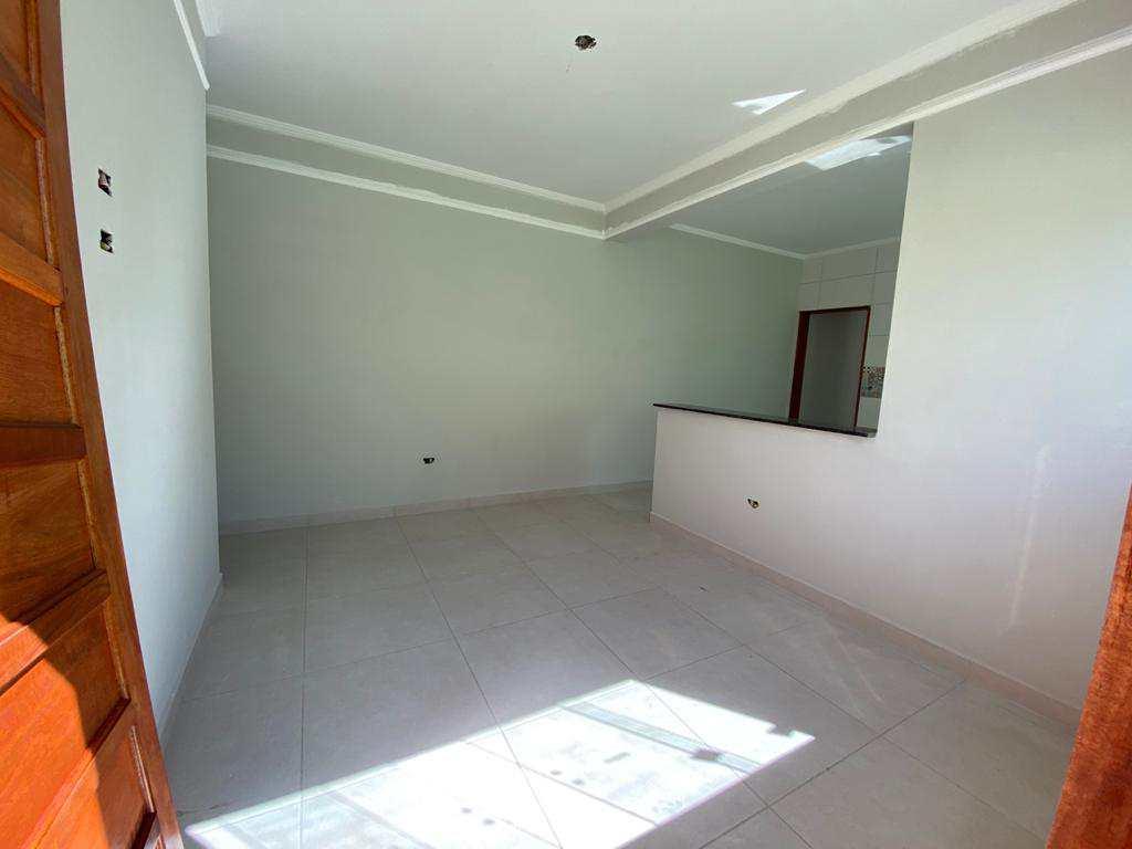Casa Com Piscina na Pedreira, Mongaguá - R$ 295 mil,
