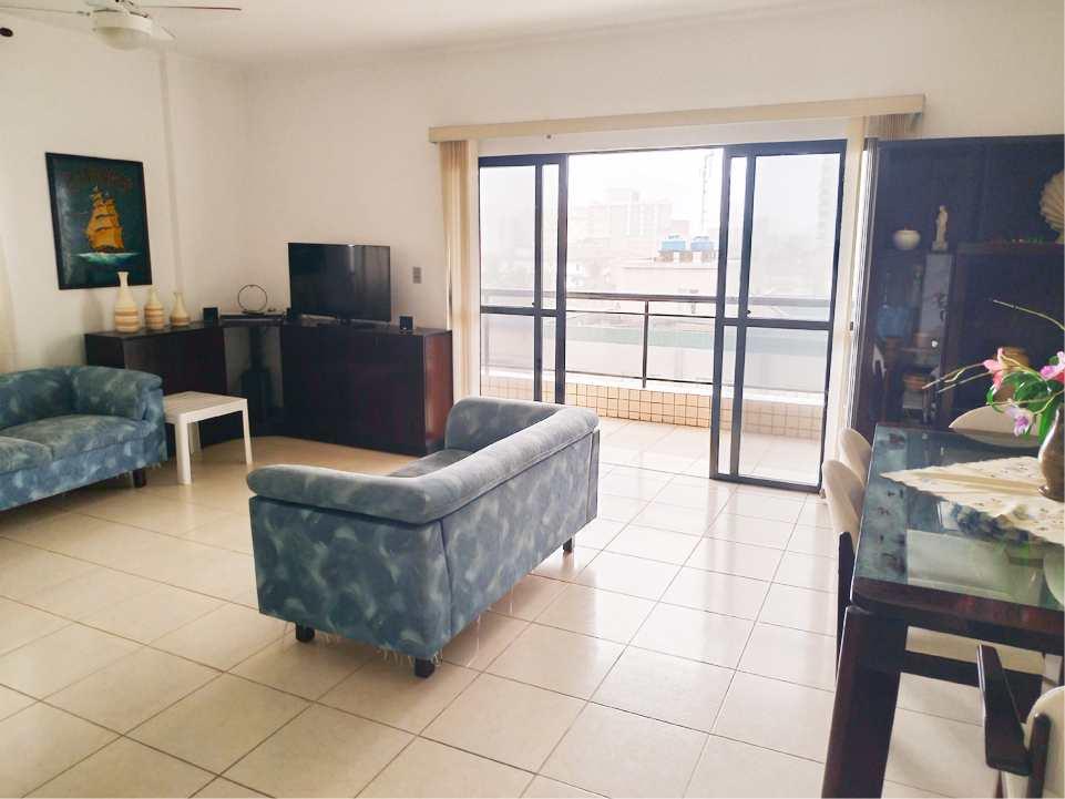 Apartamento com 3 dorms, Centro, Mongaguá - R$ 460 mil, Cod: 279369