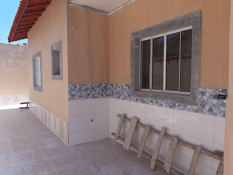 Casa com 2 dorms, Balneário Samas, Mongaguá - R$ 199 mil
