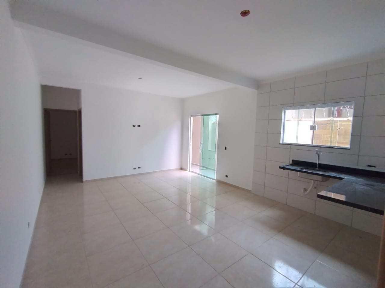 Casa com 2 dorms, Cibratel, Itanhaém - R$ 295 mil