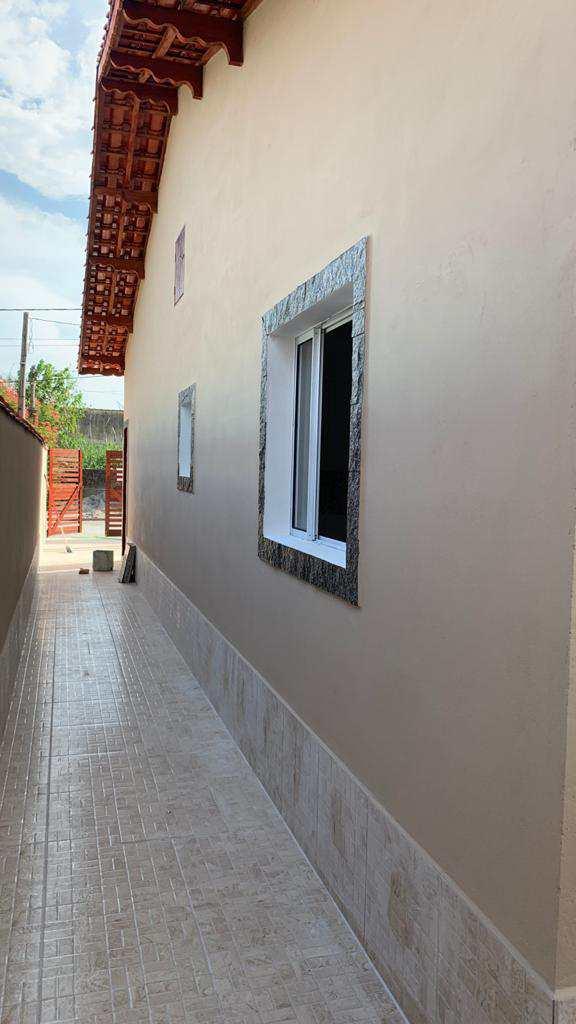 Casa com 2 dorms, Balneário Esther, Itanhaém - R$ 219 mil, Cod: 279384