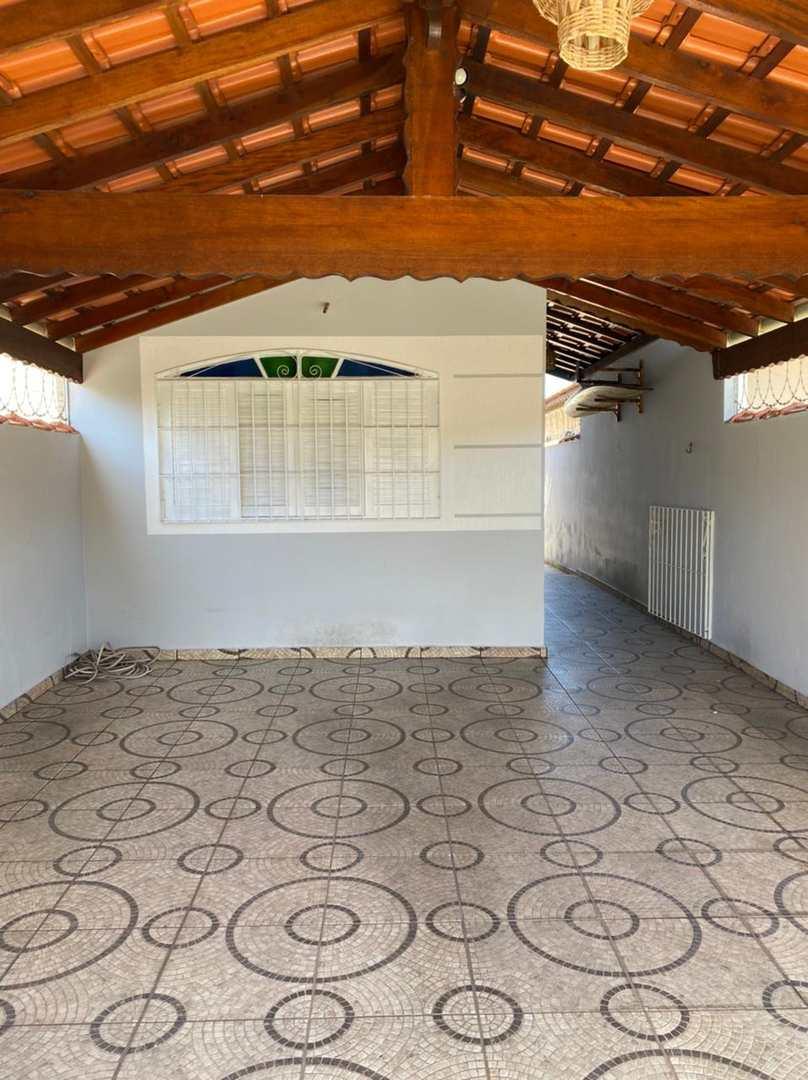 Casa com 2 dorms, Balneário Santa Eugênia, Mongaguá - R$ 280 mil, Cod: 279386