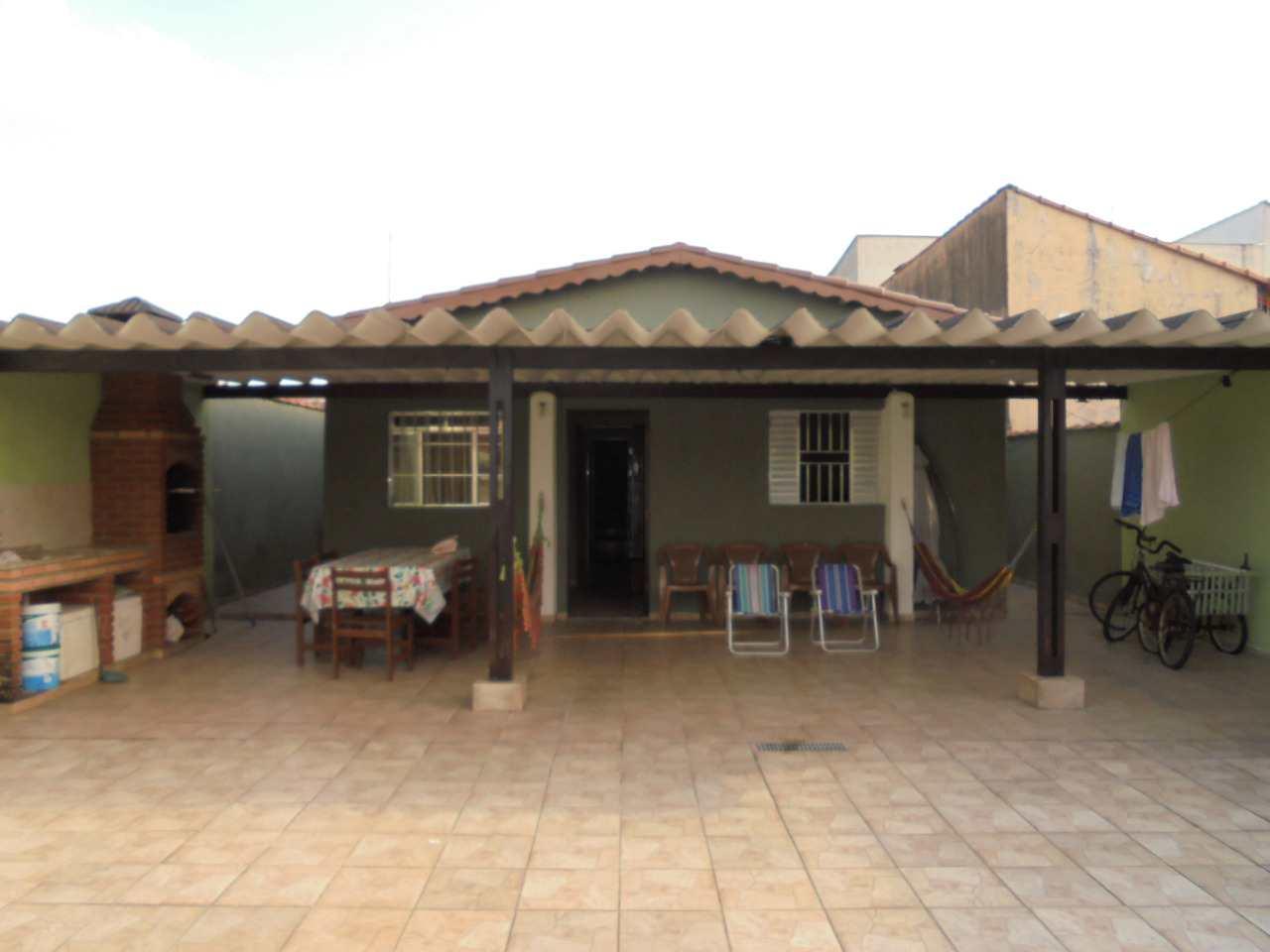 Casa com 3 dorms, Jardim Praia Grande, Mongaguá - R$ 400 mil, Cod: 279388