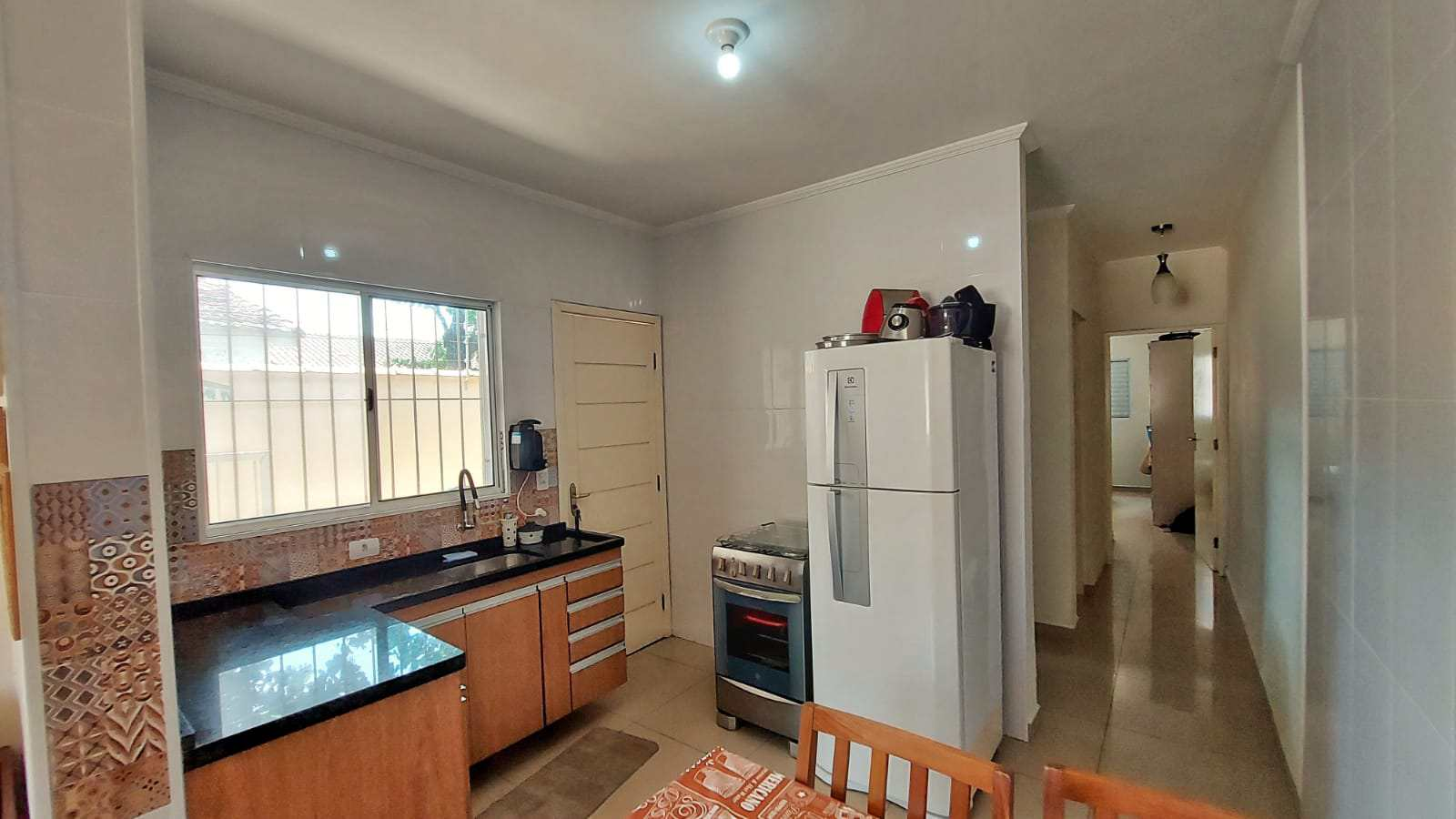 Casa com 2 dorms, Jardim Suarão, Itanhaém - R$ 340 mil